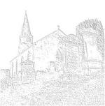 white-church-watermark