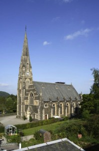 Comrie Parish Church