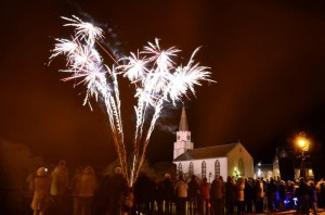comrie fireworks