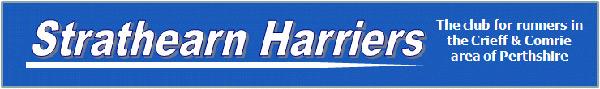 strathearnharriers logo