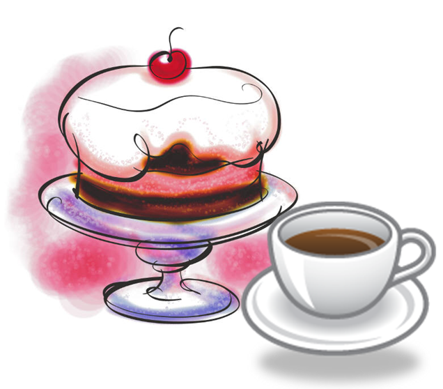 Morning Coffee Clip Art