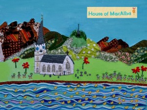 Comrie Tapestry