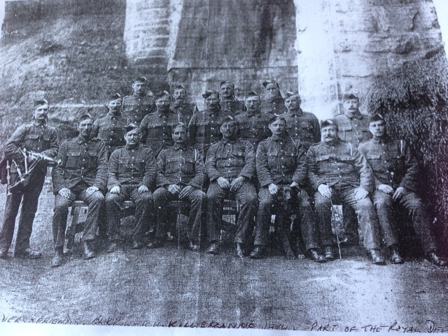 Comrie Soldiers