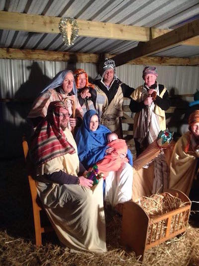 Auchingarrich Nativity.2