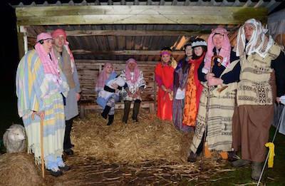 Auchingarrich Nativity