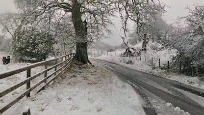 Glen Artney Road