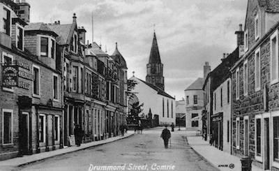 drummond street