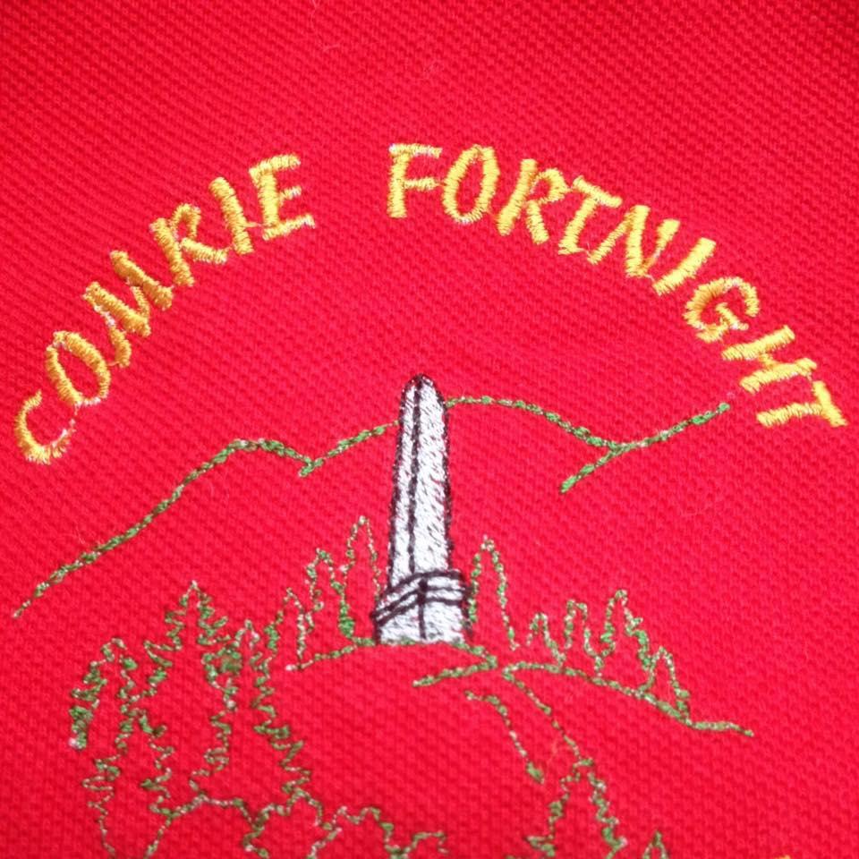 Comrie Fortnight Logo