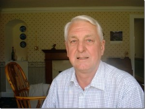 Edward Rushworth, founder of the original Comrie website
