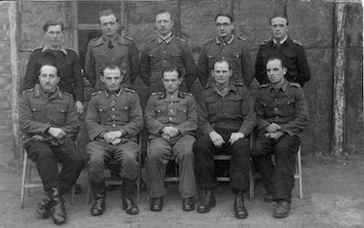 POWs at Cultybraggan