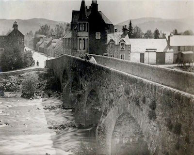 The Original Dalginross Bridge